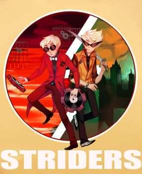 Striders by Deycrazy1