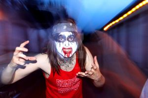 Fun with Corpse Paint by Zombri