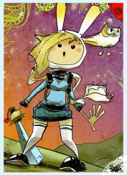 Fionna The Human Girl by kraola
