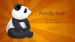 Panda Icon for Mac OS X by mtFr0st
