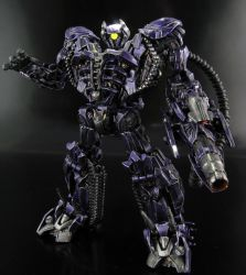 All Hail SHOCKWAVE by Jin-Saotome
