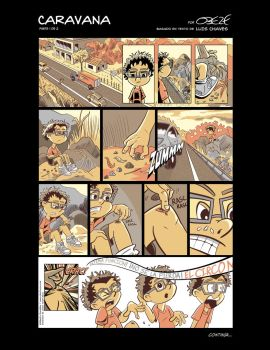 Caravana (Caravan) - Page 1 of 2 by obertoons