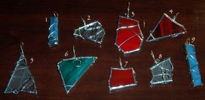 Glass Jewelry by wiyaneth