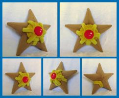 Staryu (For Sale!) by fireflytwinkletoes