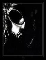 Static Gas Mask by xHex