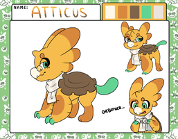 Atticus Approval Form | APPROVED by Taeqii