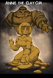 Annie the Claygirl by Chronorin