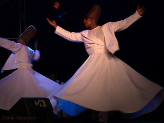Dancing Dervishes by doriano