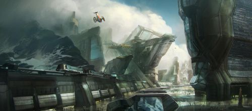 cloud city 2 by Rahmatozz