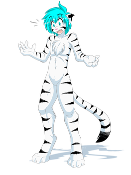 Trace Tiger Transformation by Twokinds