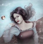 Princess Snow White by Irina-Ponochevnaya
