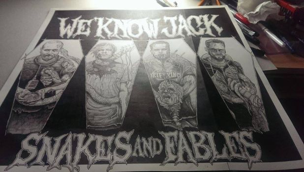 We Know Jackep cover - finished! by Mullduggery