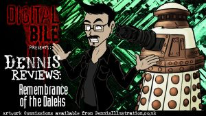Remembrance of the Daleks by devillo