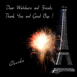 Thank You and Good Bye by Aspirant-Artiste