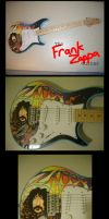 The Frank Zappa Guitar by Inkendup