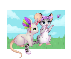 commission: mouse by vicoon7