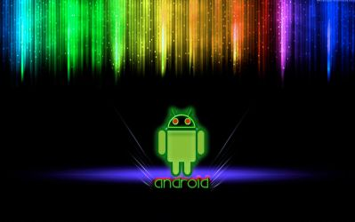 Animated Android Wallpaper by jez182