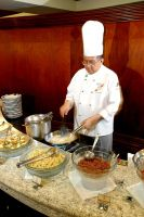 Grill Hall Pasta Chef by Markhal
