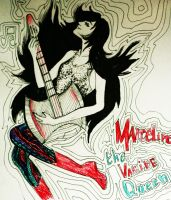 Marceline by AngryKven