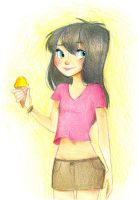 Lets Have a Yellow Ice Cream by pireh