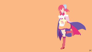 Stephanie Dola (No Game No Life) Minimalism by greenmapple17
