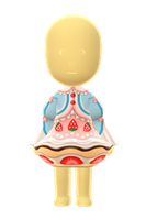 Shortcake Dress by Rosemoji