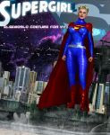 Supergirl Elseworld cosplay costume for V4 by Terrymcg