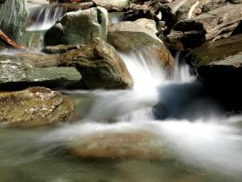 Water and Stones by Burtn