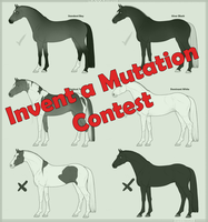 Invent a Mutation - Contest by Ravica