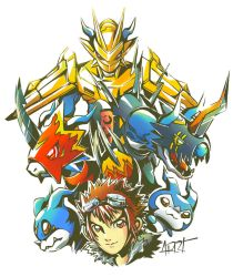 Digimon series02 by ARRT90