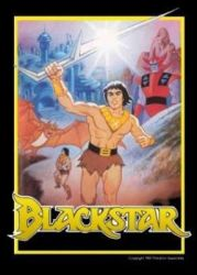 Cartoon Series Review Blackstar by GoldandSliverDragon