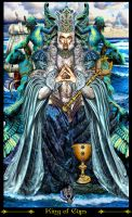 King of Cups-REVISED by Elric2012