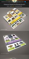Multipurpose Shopping Store Marketing Flyer Vol 5 by Saptarang