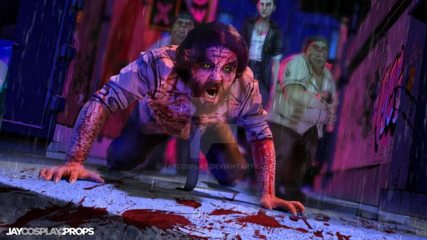Bigby Wolf / The Wolf Among Us (Cosplay) - 02 by JayCosplay