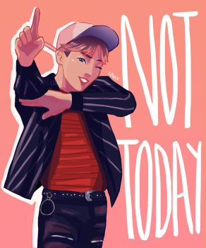 not today by Lowiy