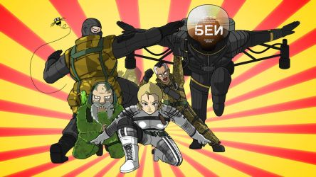 Cobra Force Rules! by HechEff