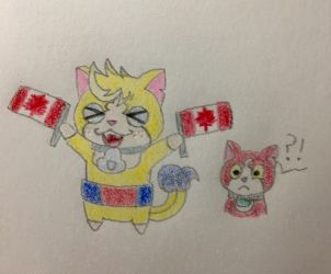 TOMNYAN: Canada Day Edition by Justin1029
