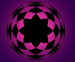 Purple Spirograph by Lily-the-pink