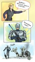 Robocop vs MGM part1 by Silwerra