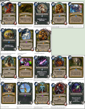 Hearthstone: Junker Class Part 3 by Red-Rum-18