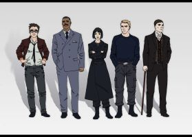 Ghost in the Shell/Pacific Rim by Darizard