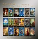 ARCANUM TAROT by ThelemaDreamsArt