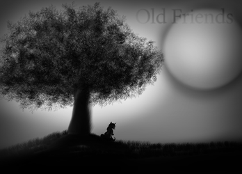Old Friends Cover Art by RBDash47