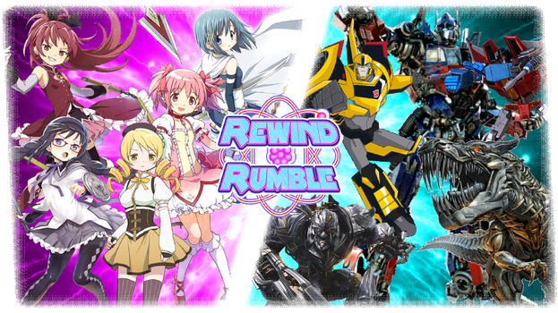 RR Madoka Magica VS Transformers Preview by MasterMacey