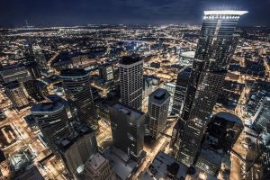 Downtown Minneapolis by 5isalive