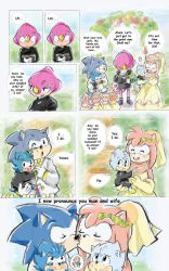 Sonic Got Amy Pregnant Pg 97 by sonicxamy09