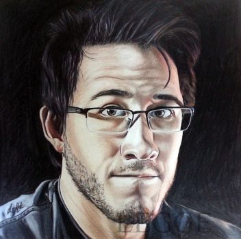 Markiplier by Laffeetaffee