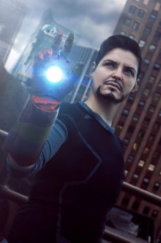 Tony Stark - Age of Ultron by IrethMinllatur