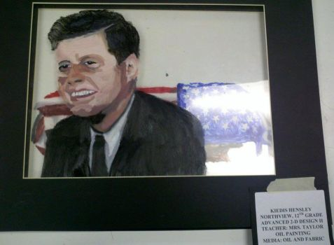 jfk painting by s1k0-SIDEIK