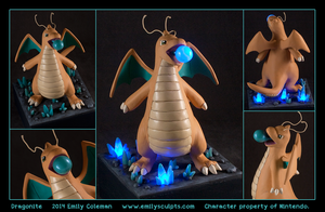 Commission : Dragonite